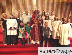 WeAreTrinityConfirmands