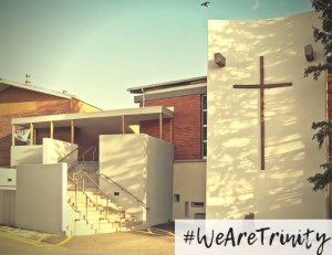 WeAreTrinityOutside